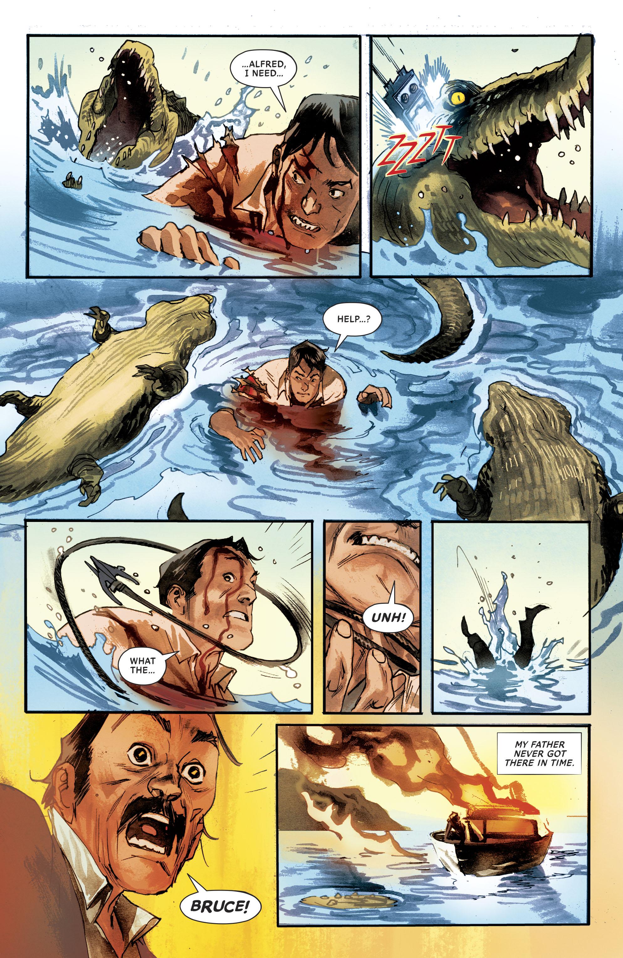 Read online All-Star Batman comic -  Issue #11 - 11