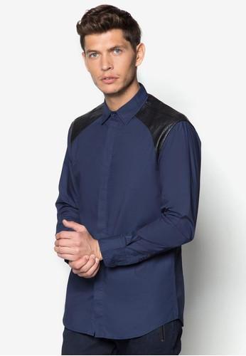 18 Model Baju Pria Kemeja Lengan Panjang Keren Casual 2019
