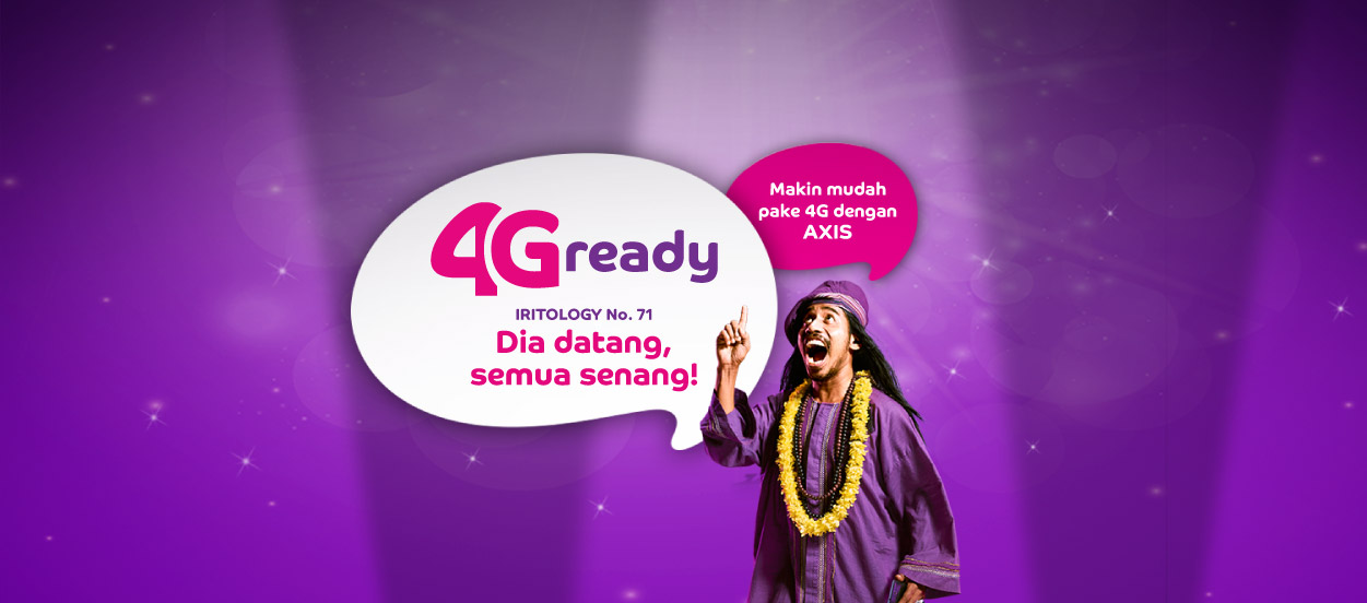 Upgrade Kartu Axis Ke Jaringan 4g