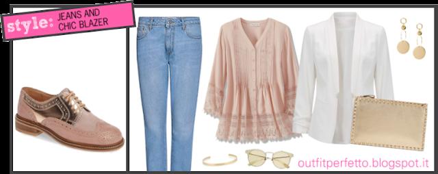 Come abbinare le FRANCESINE PRIMAVERILI ROSE GOLD / ROSA E DORATE (outfit Primavera/Estate)