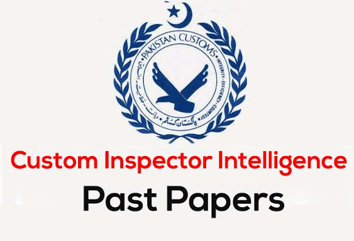 Customs Inspector Past Papers, FPSC, Solved Papers