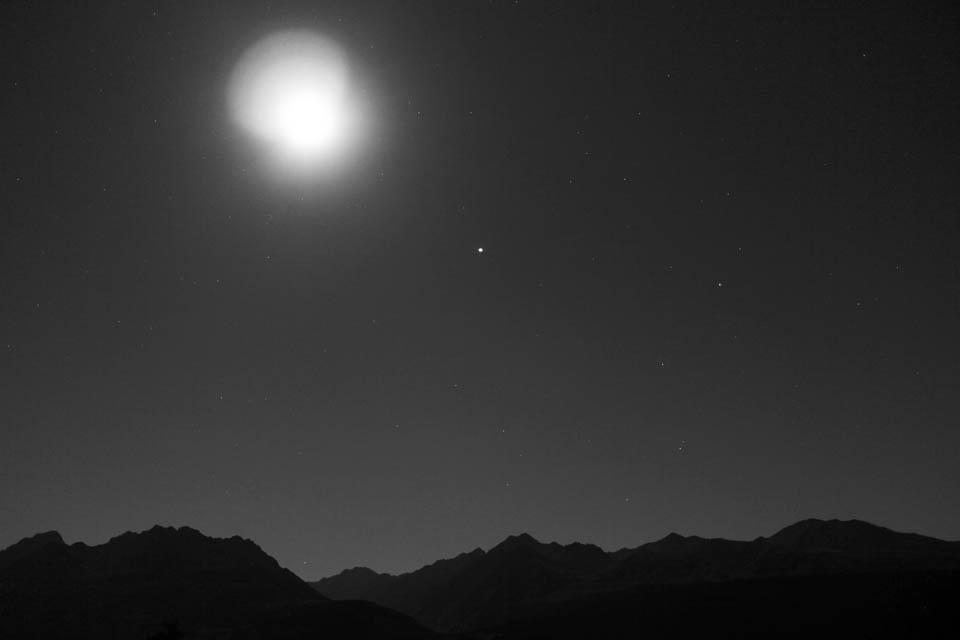 ink + adventure: Mt Cook // the New Zealand night sky