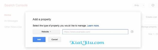 VERIFIKASI TAG HTML DI WEBMASTER TOOL BAGI PEMULA