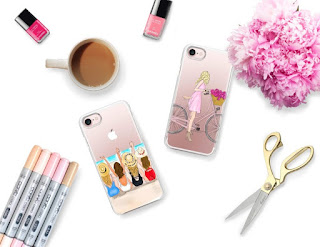 summer, summer phone case, phone case, girly case, girly phone case, phone cover, girly phone, casetify