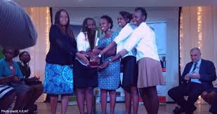 Four Brilliant Nigerian Girls Win 2015 Global Technovation Challenge