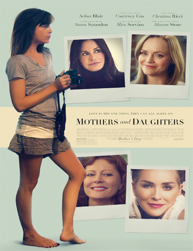Ver Mothers and Daughters (2016) Online