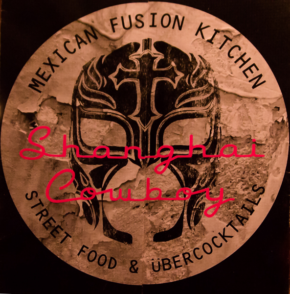 mexican fusion kitchen street food shanghai cowboy menu ruokalista