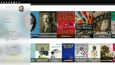 Bookari Free Ebook Reader