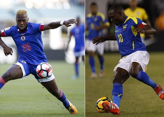 Ecuador vs Haiti en vivo Copa America Centenario