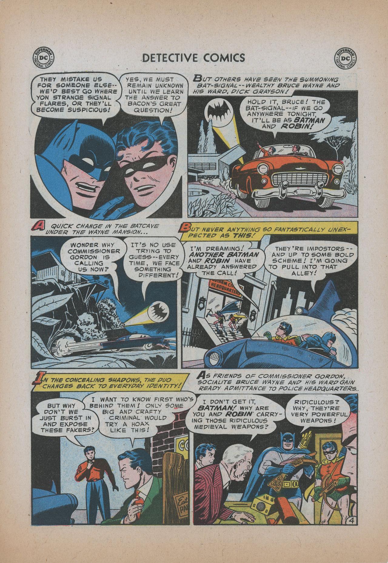 Detective Comics (1937) 220 Page 5