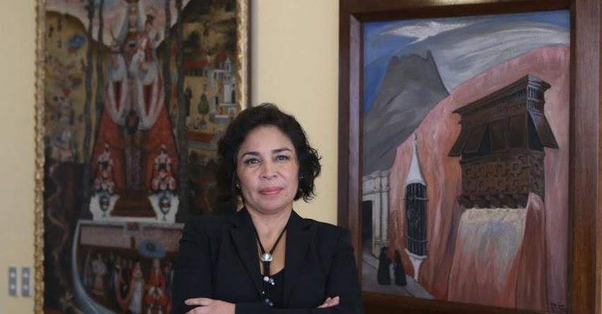 Promocionarán tesoros culturales y artísticos peruanos en festejos por Bicentenario