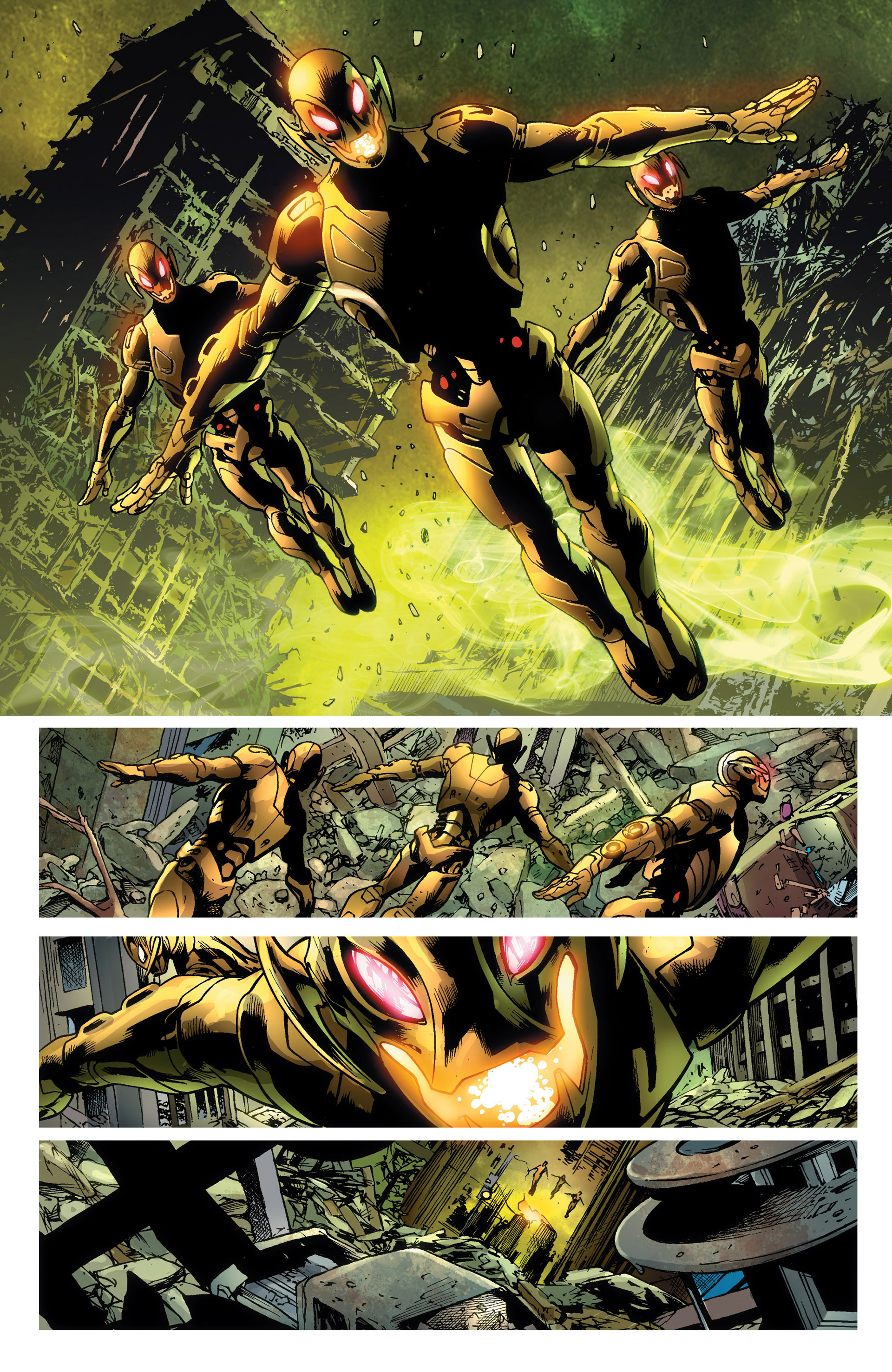 Read online Age of Ultron comic -  Issue #2 - 4