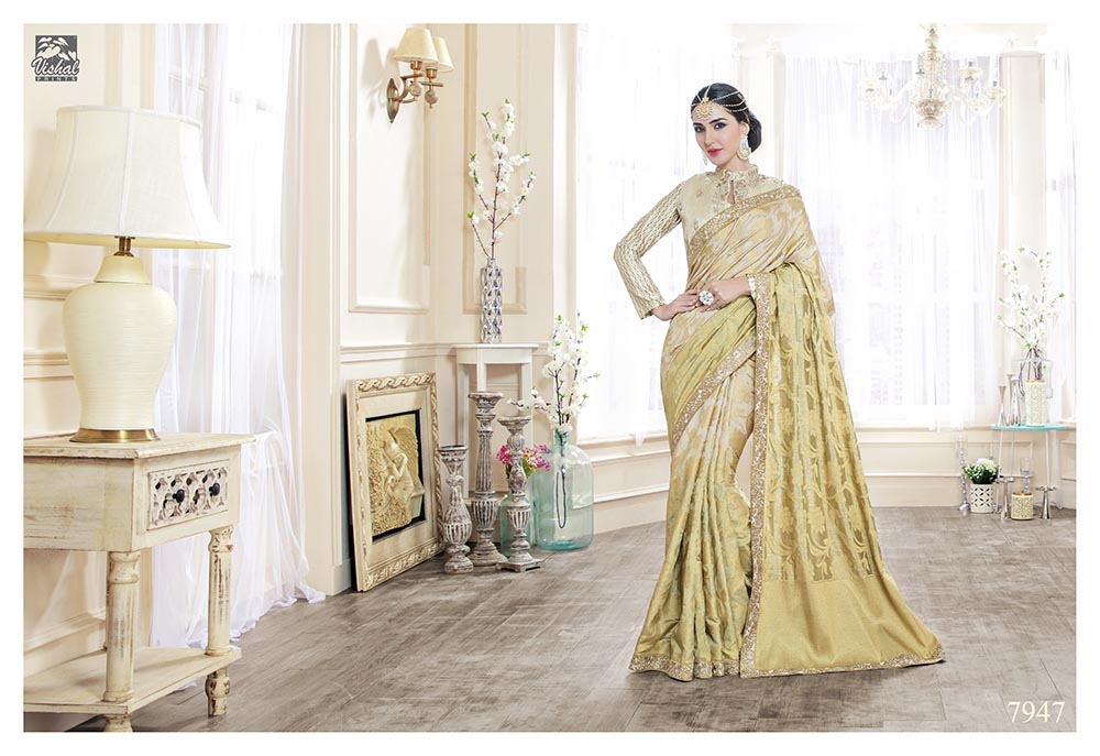 Euphoria – Latest New Georgette Designer Saree Buy Online