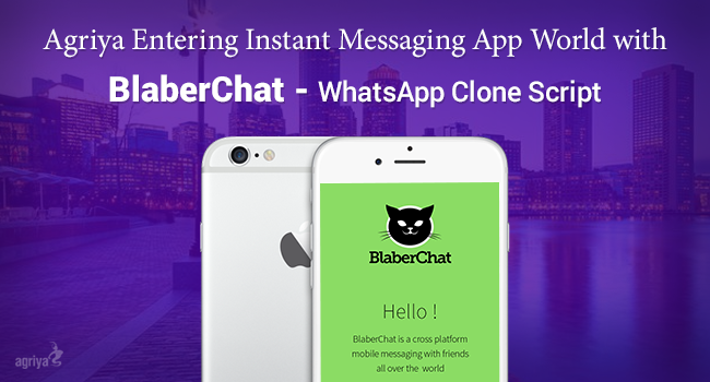 Agriya Launched WhatsApp Clone Script