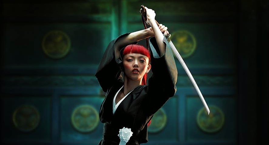 Rila Fukushima en Arrow T3