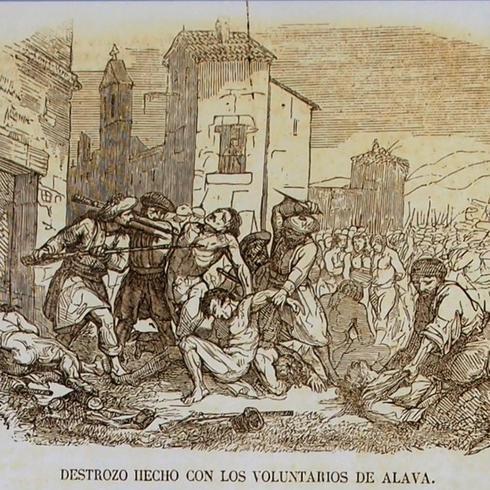 Fusilamientos de Heredia (Álava).