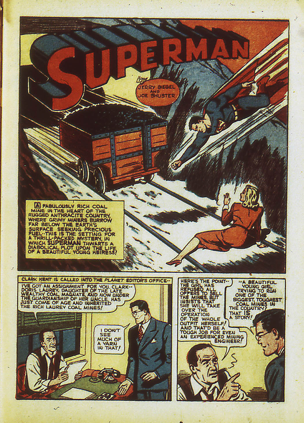 Read online Action Comics (1938) comic -  Issue #34 - 4