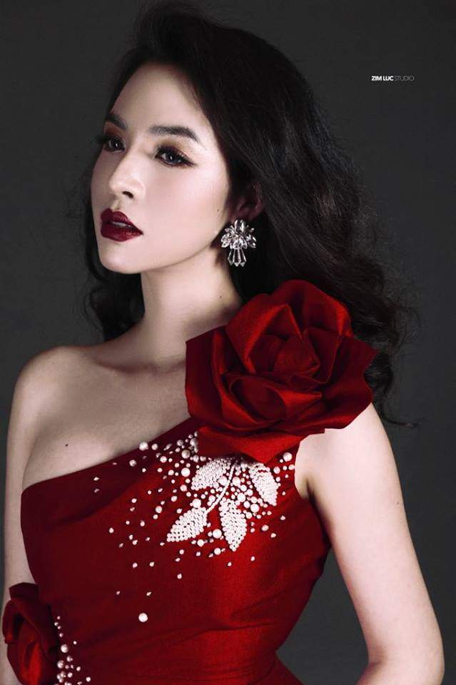 CEO Nguyễn Nhung chia sẻ về thương hiệu thời trang Luxurious Fashion - Ảnh 1