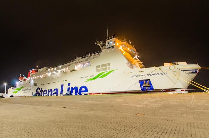 Stena Line, promy Stena Line z Gdyni do Karlskrony