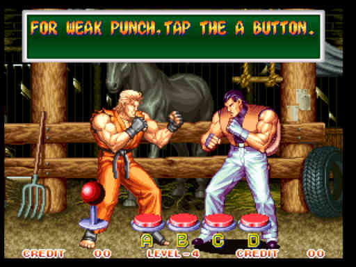 Art Of Fighting 2 Rom Neo Geo Game for Android and PC