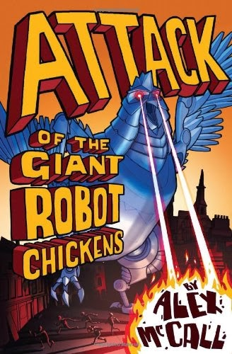 Mr Ripleys Enchanted Books: Book Review: Attack of the Giant