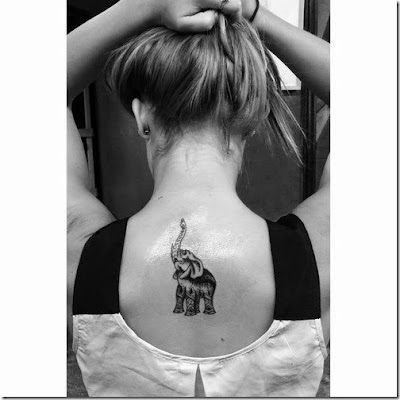 tribal elephant tattoo meaning