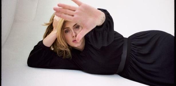 Hack vaza fotos da cantora Adele