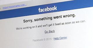 Đêm qua Facebook sập tại nhiều quốc gia