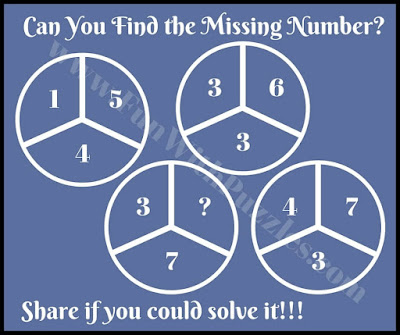 Maths Riddle