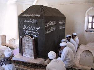 Makam Syeh Abubakar bin Salim