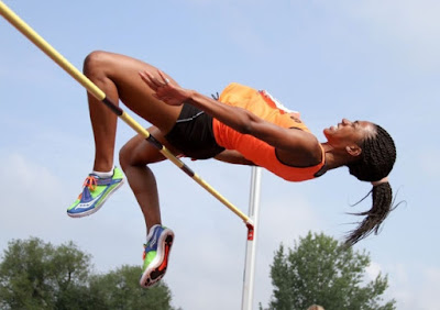 Moe 'Wonder' Sasegbon Sets New High Jump Personal Best