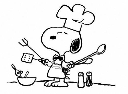 Desenho Do Snoopy Para Colorir: Imágenes Para Colorear De Snoopy (17 Fotos)