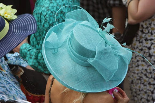 Kentucky Derby 2015 Hats for Women - Styles and Designs
