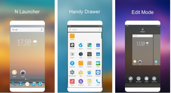 Nougat Launcher: Download Nougat Launcher 7.0 app for Android Smartphone price in nigeria