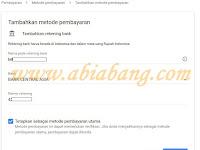 Verifikasi Rekening Bank | Metode Pembayaran | BCA | Berhasil