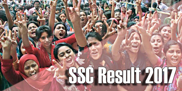 ssc result 2017 online
