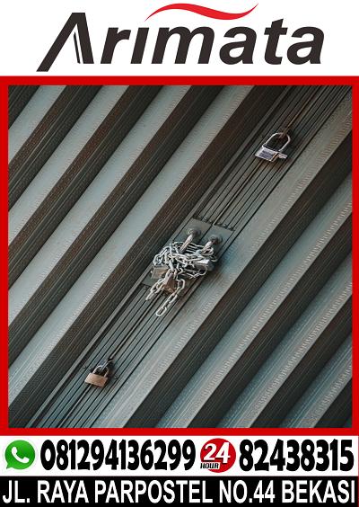 gambar Harga Folding Gate Arimata Steel