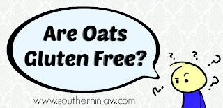 Are Oats Gluten Free?