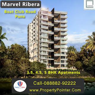 Marvel Ribera Boat Club Road Pune