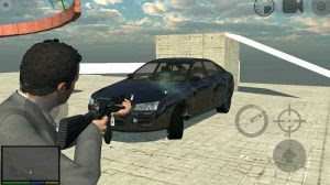 GTA 5 Unity Android MOD APK Los Angeles Crimes v1.7 Offline Update Terbaru 2018 Gratis Download - JemberSantri