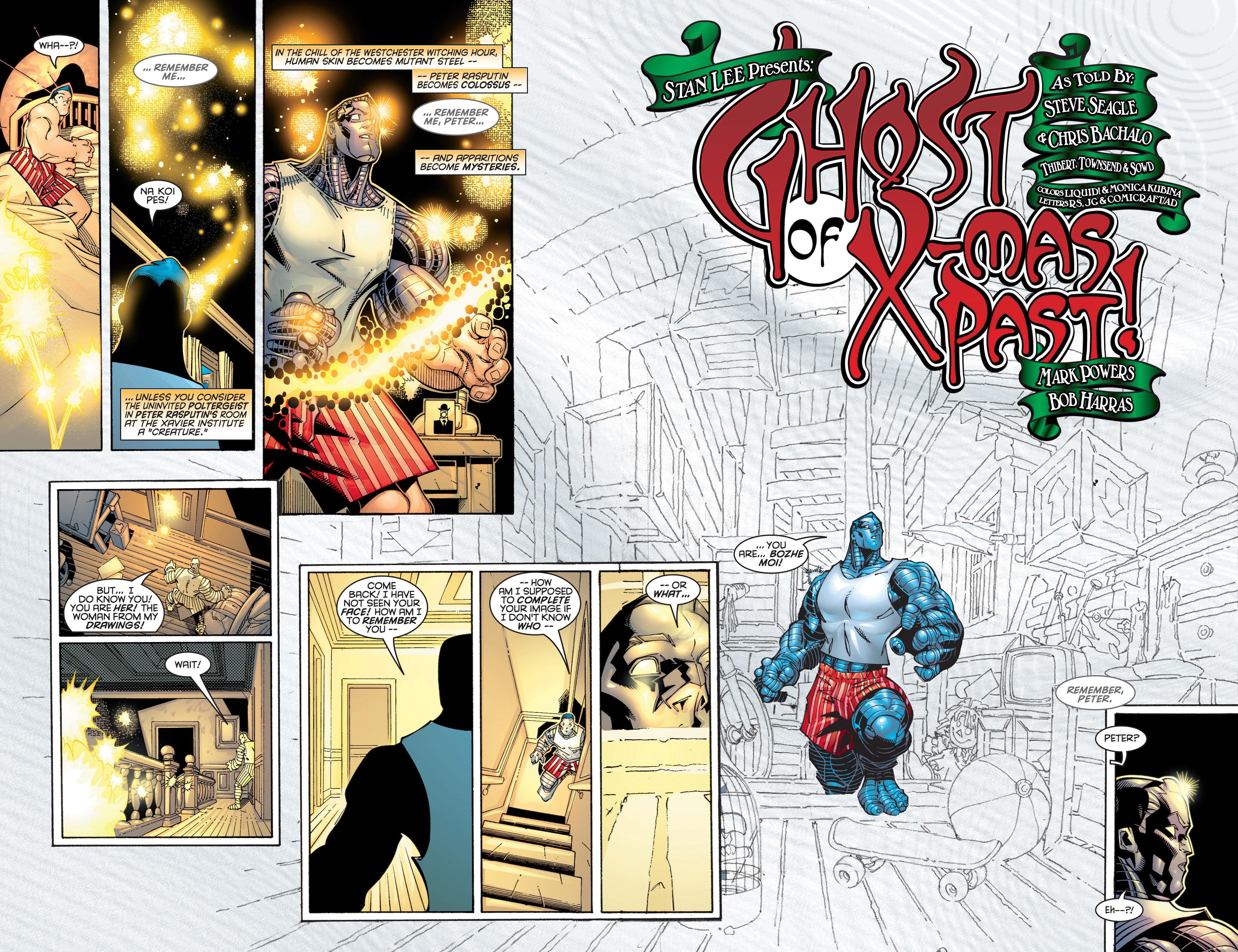 Read online Uncanny X-Men (1963) comic -  Issue #365 - 3