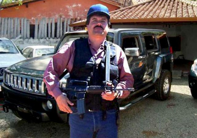 Yo no necesito traer dinero, si pido un millón de pesos, un millón me traen; decía El Chapo Guzmán