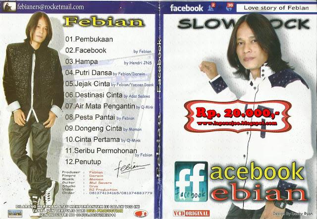 Febian - Facebook (Album Slowrock)