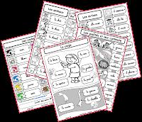 Dictionnaire CP, outils pour la production d'écrit