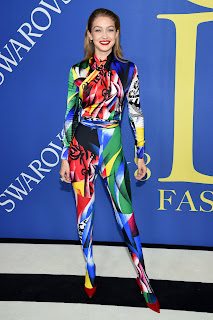 cfda 2018 Gigi Hadid - Versace