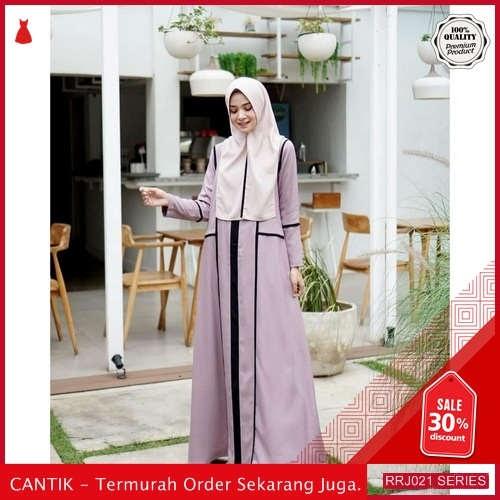 Jual RRJ021D166 Dress Muslim Syari Wanita Si Silia Lh BMGShop