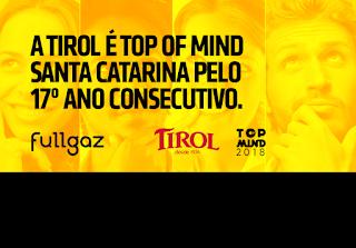 Tirol conquista pelo 17º ano consecutivo o Top of Mind SC