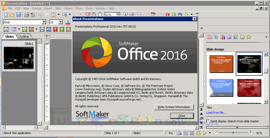SoftMaker Office 2016 Professional Full Version