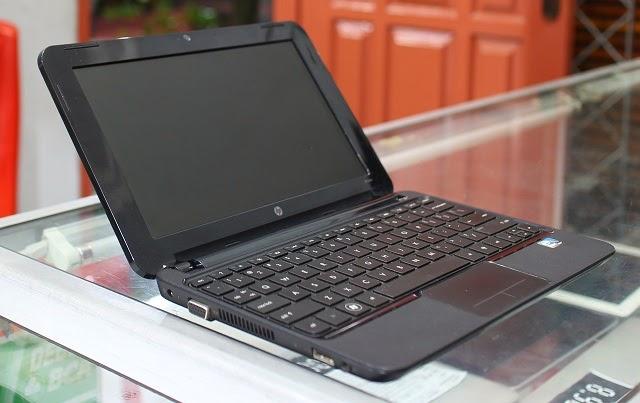 harga Jual Netbook HP Mini 210-1014tu Bekas