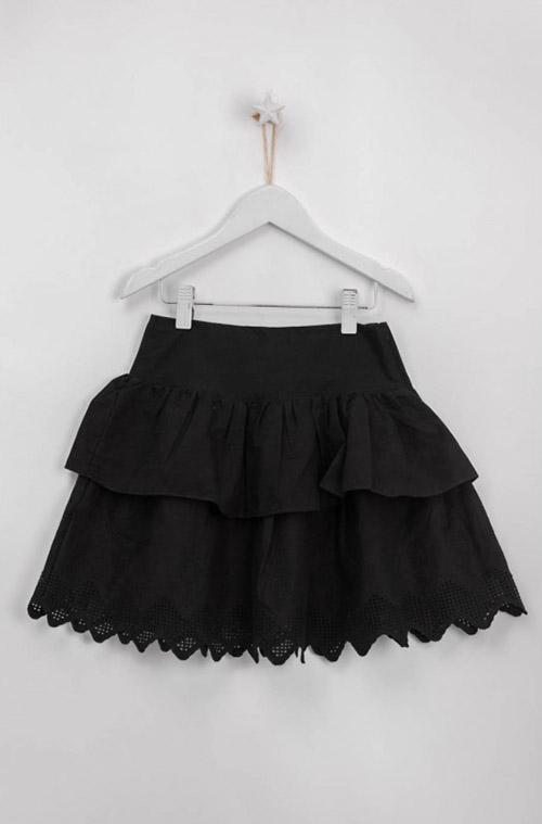 Faldas para niñas moda verano 2018.